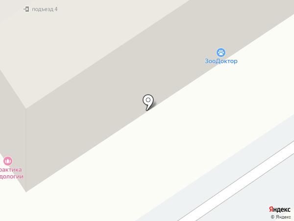 Росгосстрах банк, ПАО на карте Абакана
