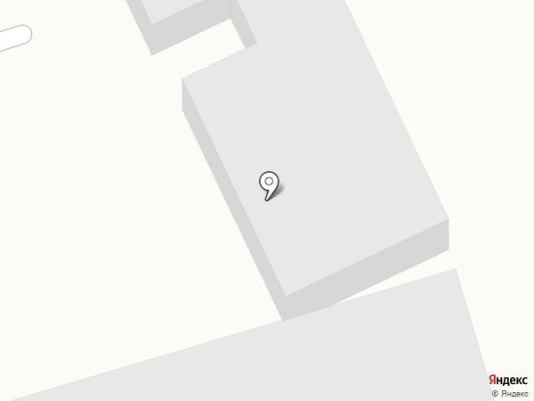 Магазин-лаборатория автоэмалей на карте Абакана