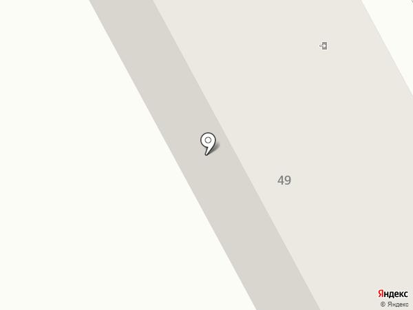 Кабинет психиатра Солошенко Н.И. на карте Усть-Абакана
