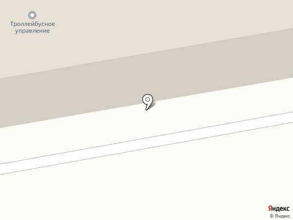 ФАРТ на карте Абакана