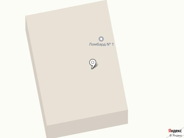 Комиссионный магазин №1 на карте Абакана