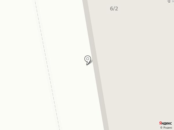 Пятихатка на карте Абакана
