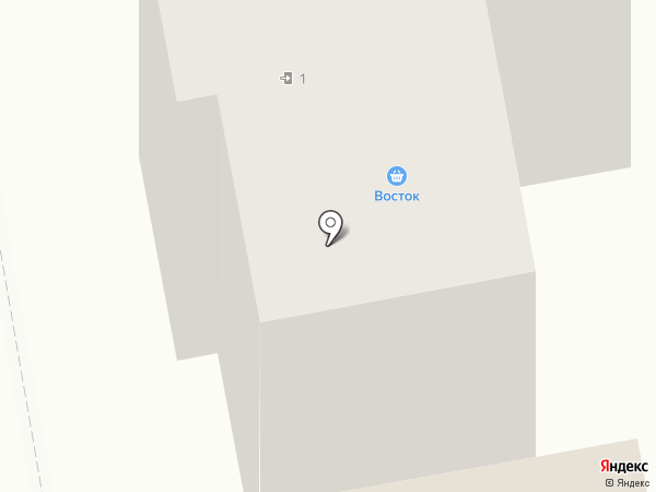 Сластена на карте Абакана