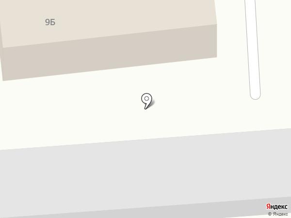 AB-Studio на карте Абакана