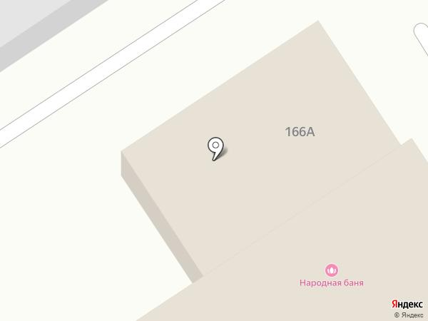 Барракуда на карте Абакана