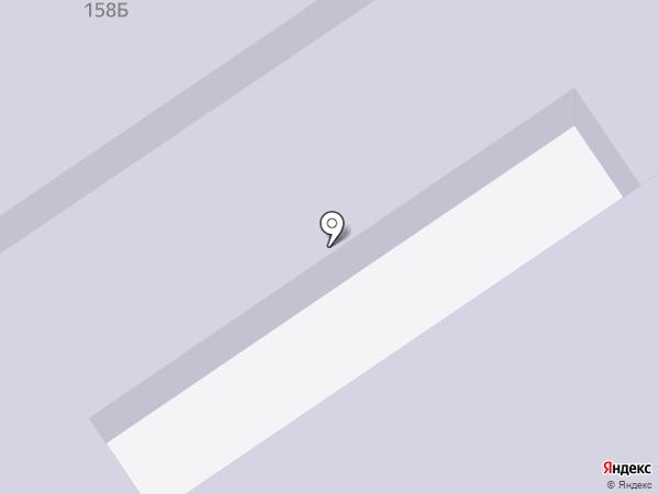 Машенька на карте Абакана