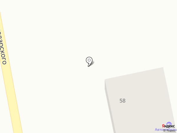 Компания по перевозки строительных материалов на карте Абакана