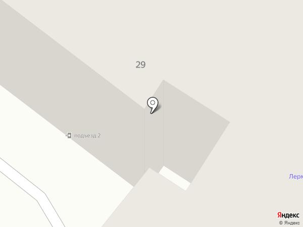 Академия гномиков на карте Абакана