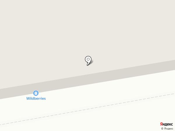 МоторДеталь на карте Абакана