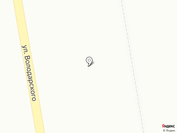 Парикмахерская на карте Абакана