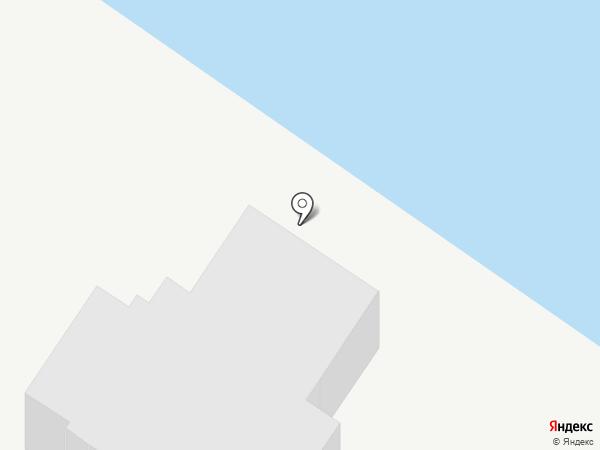 Елисей на карте Абакана