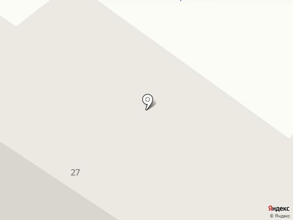 Россия 19 на карте Абакана