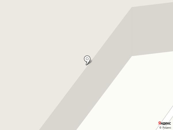 Скади на карте Абакана