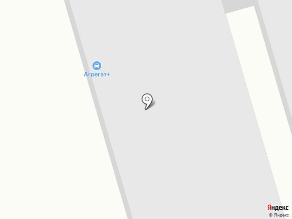 Полимер на карте Абакана