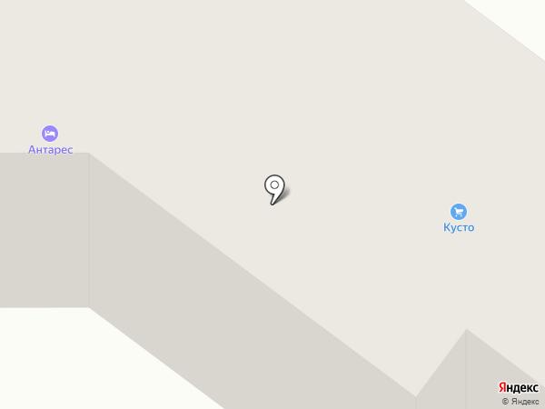 Центр обучения и найма водителей на карте Абакана