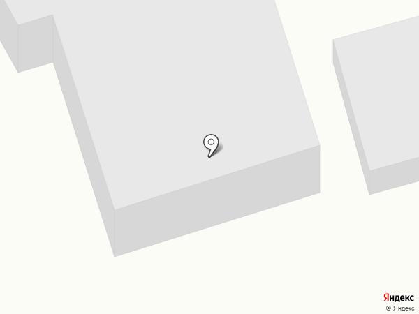 Самоделкин на карте Абакана