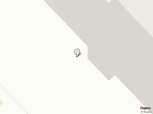 Мера на карте Абакана