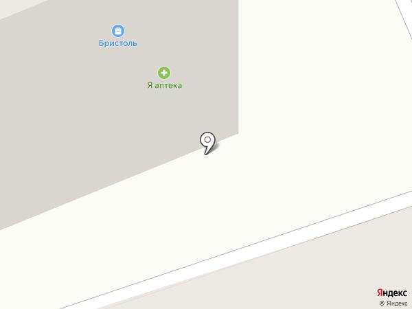 ПМиК Манжула на карте Абакана