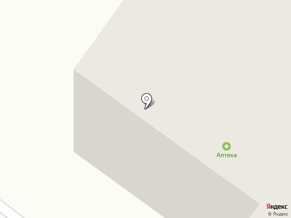 Перекресток Ойл Хакасия на карте Абакана