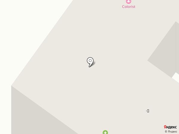 Русичи на карте Абакана