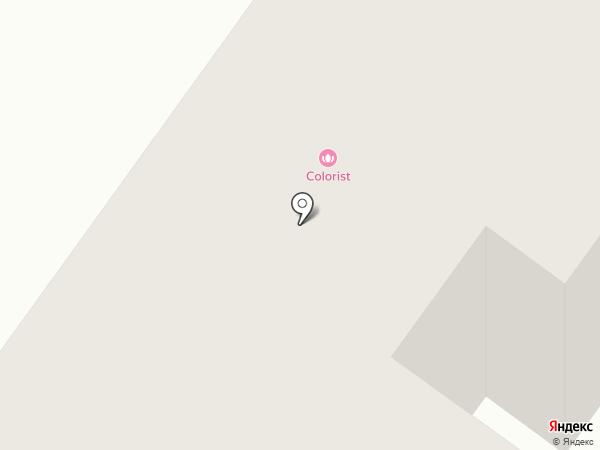 Интер на карте Абакана