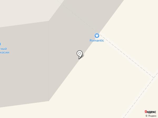 Миледи на карте Абакана