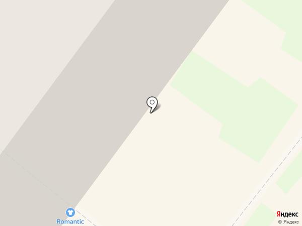 Romantic на карте Абакана