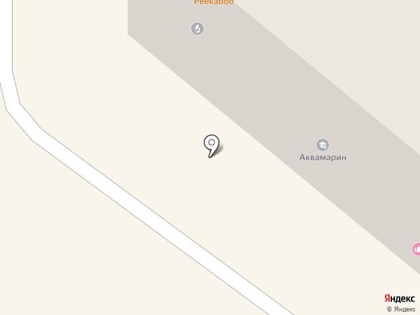 Золотой локон на карте Абакана