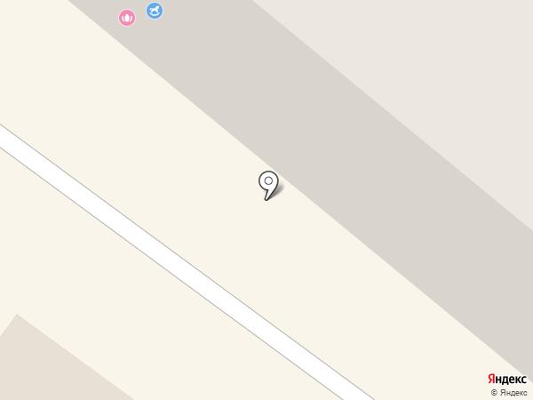 Акватория19 на карте Абакана