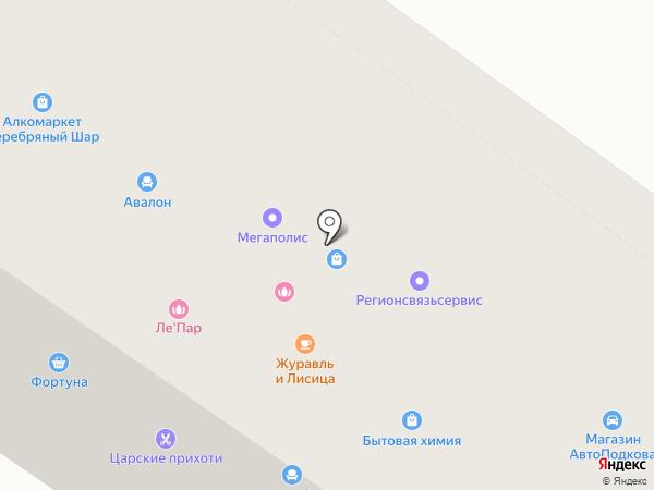 АвтоПодкова на карте Абакана