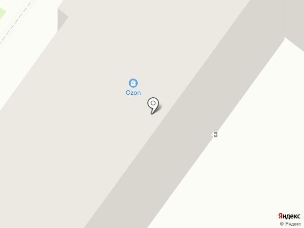 Flute на карте Абакана