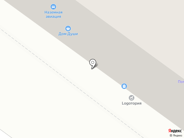Эллада на карте Абакана