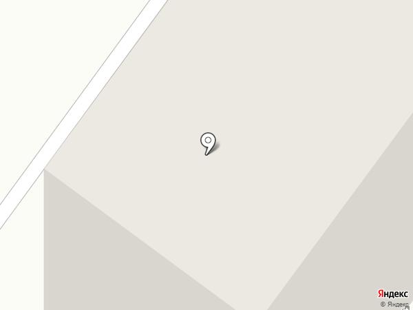 Иткуль на карте Абакана