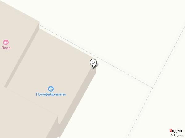 Славица на карте Черёмушек