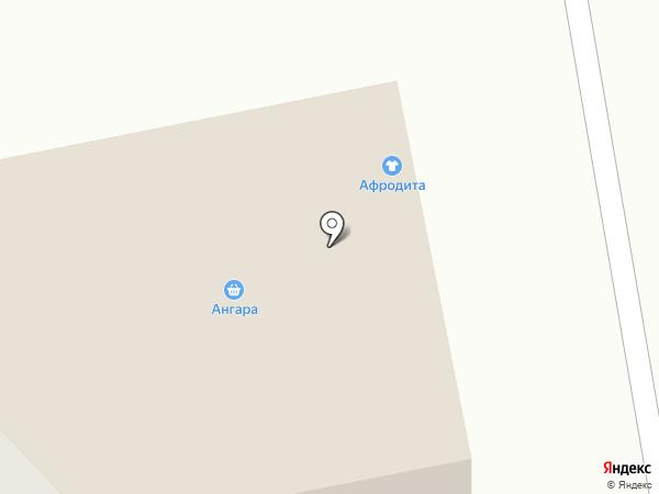 АНГАРА на карте Абакана