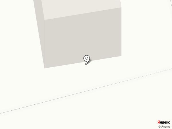 Детская библиотека №11 на карте Абакана