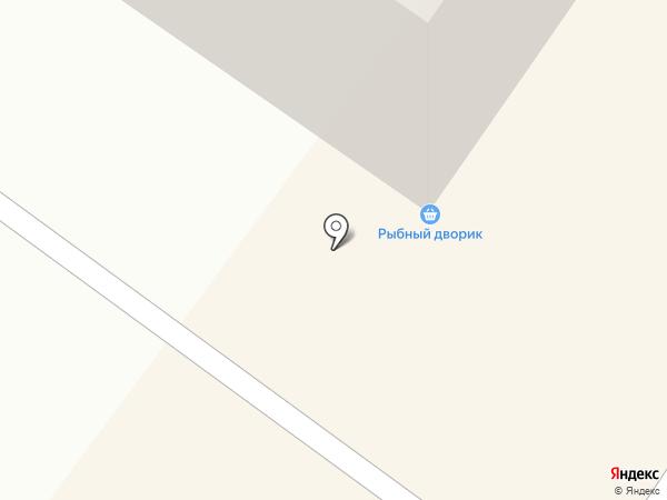 Продуктовый магазин на карте Абакана