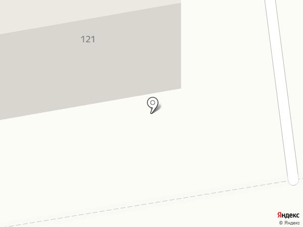 ГЕОПРОСТ на карте Абакана
