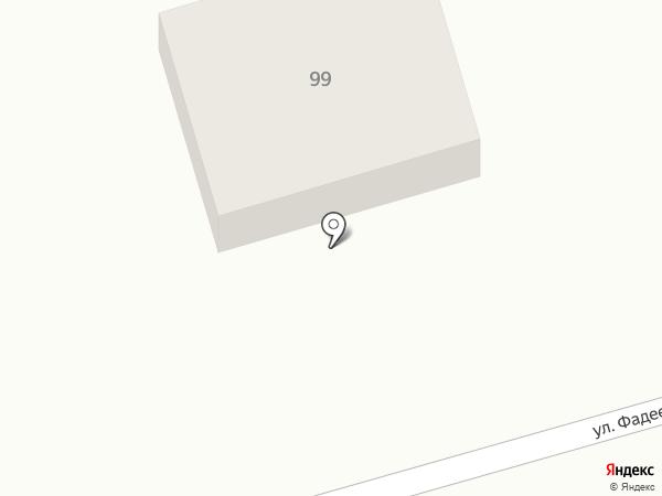 ПЛАНЕТА на карте Абакана