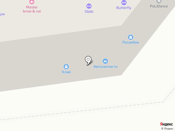 Constanta на карте Абакана
