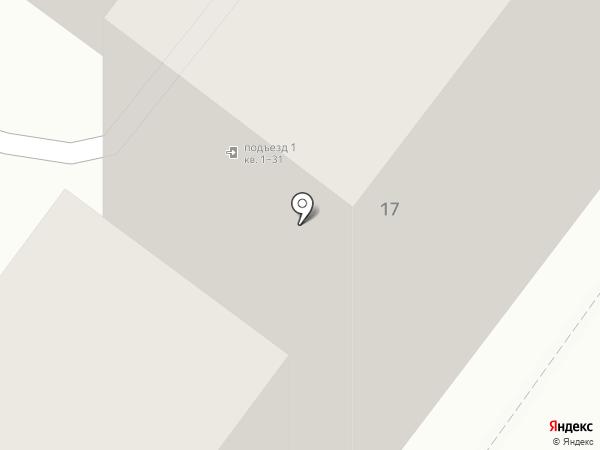 Трансстрой на карте Абакана