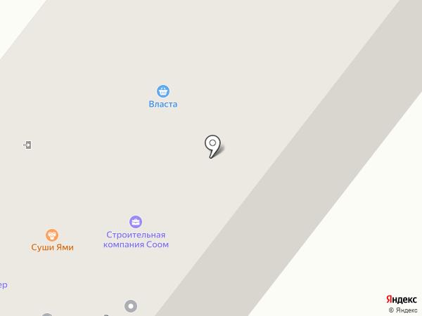 Solo на карте Абакана