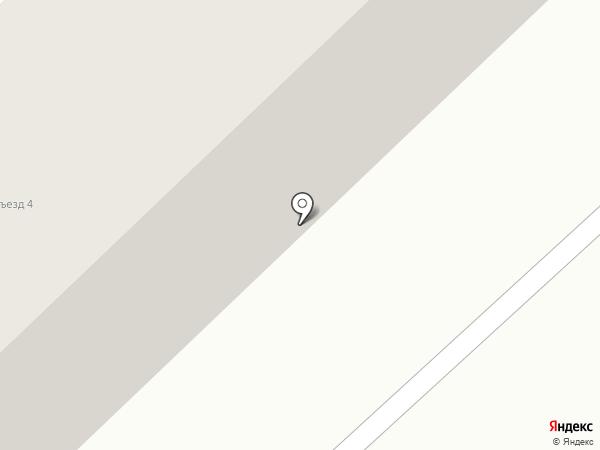 Фелиция на карте Абакана