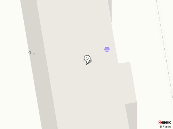 Империя-Авто на карте Абакана