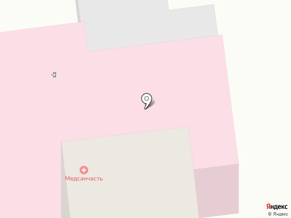 Военно-врачебная комиссия на карте Абакана