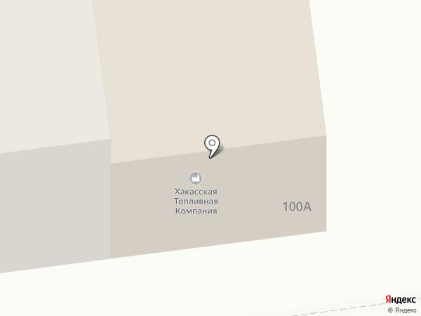 Радио Romantika на карте Абакана