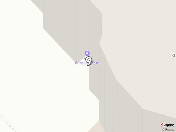 Авангард энерго на карте Абакана