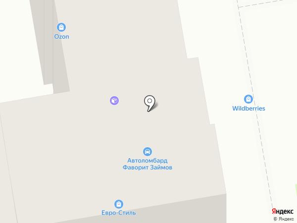Пивной на карте Абакана