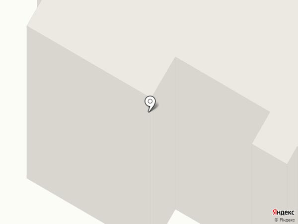 Мяско на карте Абакана