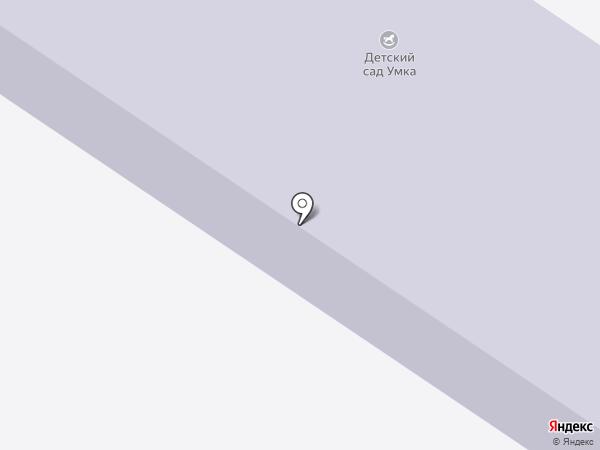 Умка на карте Абакана